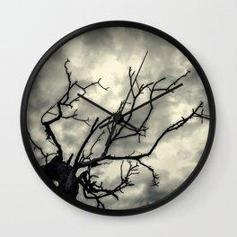 Tree Doom Wall Clock