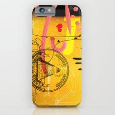 Handicapped Giraffe Slim Case iPhone 6s