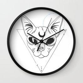 Oracle Sphynx* Wall Clock