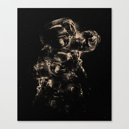 Lost in Space II Canvas Print