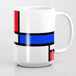 Piet Pattern Coffee Mug