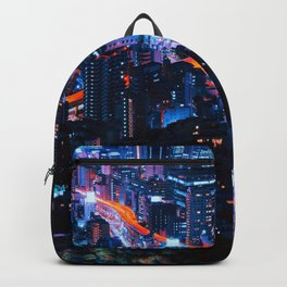 Tokyo Night Backpack