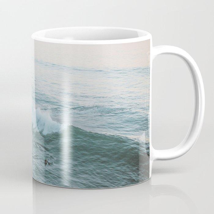 Let's Surf V Coffee Mug