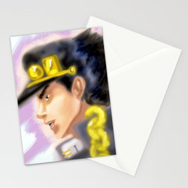 Jotaro Kujo JJBA Stationery Cards