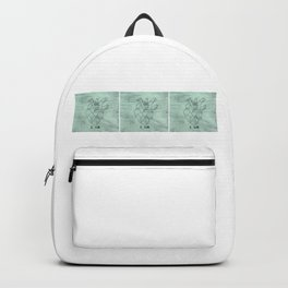 Sylvia Plath I Am Backpack