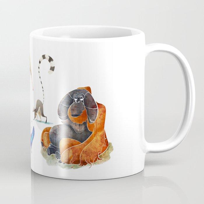 Rainforest animals Coffee Mug