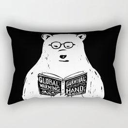 I AM SURVIVOR Rectangular Pillow