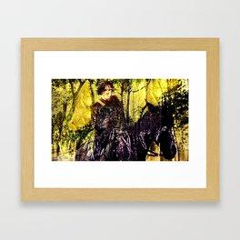 """TNTs Shakespeare Serie """"Will"""" Framed Art Print"""
