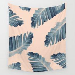 Tropical Banana Leaves Dream #7 #foliage #decor #art #society6 Wall Tapestry