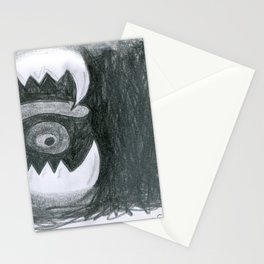 mostro 2 Stationery Cards