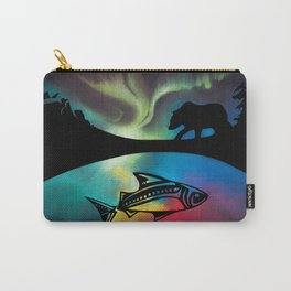 Pastel Lands Carry-All Pouch
