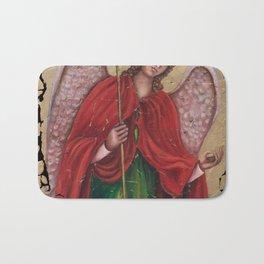 Archangel Gabriel Bath Mat