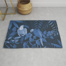 Tropical Paradise Pattern 3 Rug