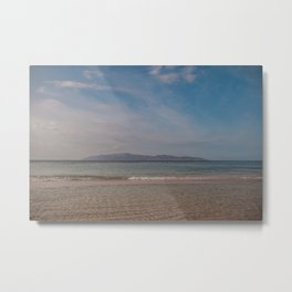 Sea of Cortez Metal Print