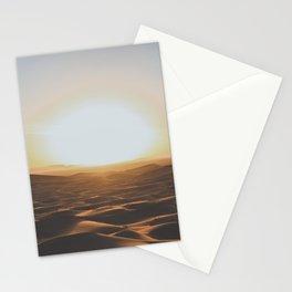 Merzouga, Morocco Stationery Cards