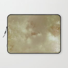 Sky Before Snowfall Laptop Sleeve