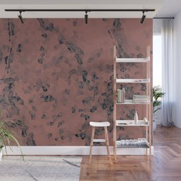 Stone coral - light Wall Mural
