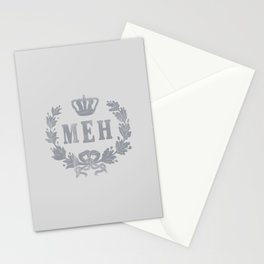Le Royal Meh Stationery Cards