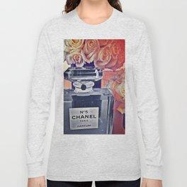 Elegant Display Long Sleeve T-shirt