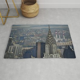 Miles of NYC Rug