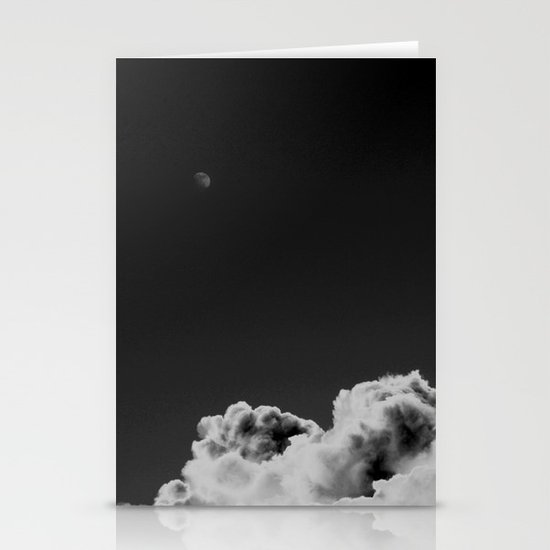Moon Over Texas Stationery Cards