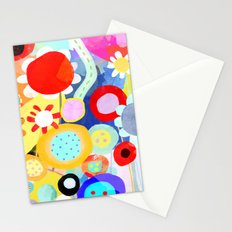 Be Here Now Stationery Cards