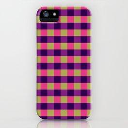 Fall Picnic iPhone Case