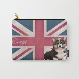 Royal Corgi Baby Carry-All Pouch
