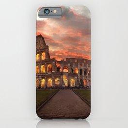 Colosseum - Rome  iPhone Case