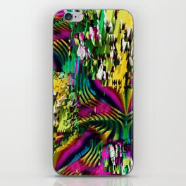 Psycho Wonka iPhone Skin