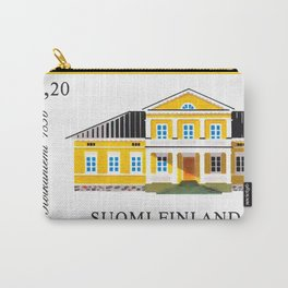 Kotkaniemi Manor Carry-All Pouch