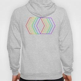 Rainbow Shape of You Hoody