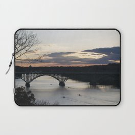 Boat House Row, Schuylkill River, PA Laptop Sleeve