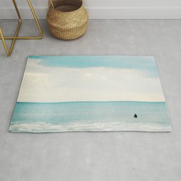 The surf, revisited Rug