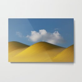 Bizarre nature or Architecture? Metal Print