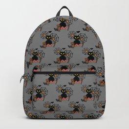 Happy Whimsical Halloween Backpack