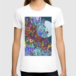 Garden of Many Moons T-shirt