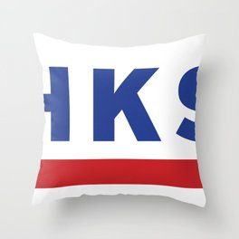 HKS Throw Pillow