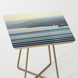 Big Sur Landscape Side Table