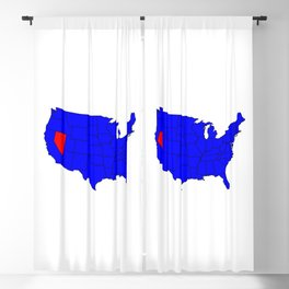 State of Nevada Location Blackout Curtain