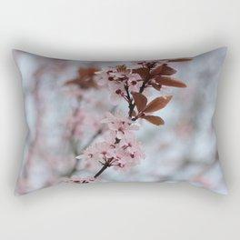 Flower photography by Skyla Design Rectangular Pillow