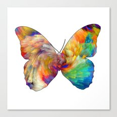Mesmering Butterfly Canvas Print
