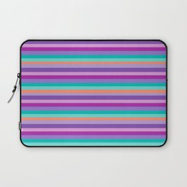 Stripes Colorul Mood Laptop Sleeve