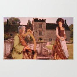 Turlough O'Carolan and Mrs Judge Rug