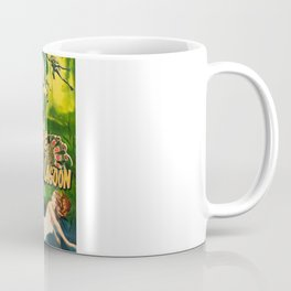 Creature from the Black Lagoon, vintage horror movie poster Coffee Mug