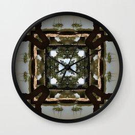 Earth Convergence Wall Clock
