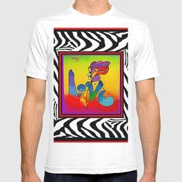 FRAMED PETER MAX T-shirt