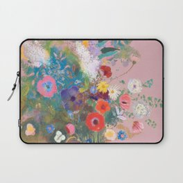 Mixed bouquet of flowers Laptop Sleeve