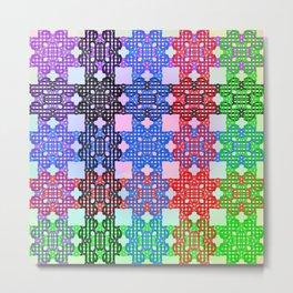 Airy pattern Metal Print
