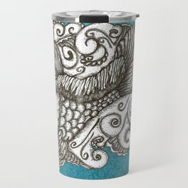 Sharpie Fish Travel Mug
